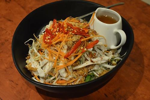 Little Vietnamese Food: Chicken cabbage salad