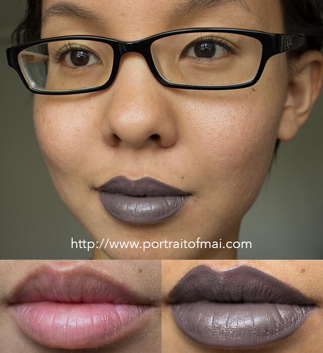 Limnit lipsticks Goodness Graycious 2