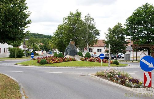 Kreisverkehr Hornstein