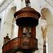 11 - La Rochelle Cathédrale Saint-Louis Chaire ©melina1965