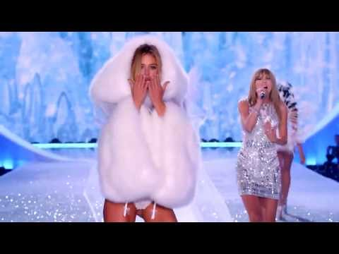 Taylor Swift - I Knew You Were Trouble (The Victoria's Secret Fashion)