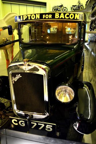 113 - Glasgow - musée des transports