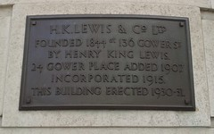 Photo of Bronze plaque number 31097