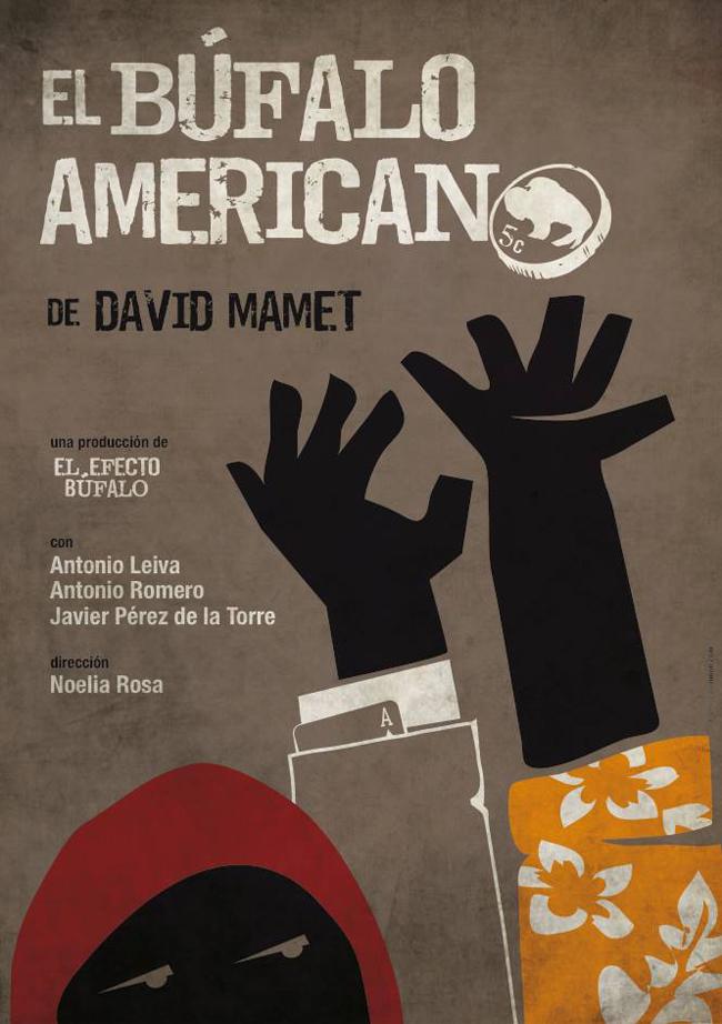 D. Mamet - El búfalo americano