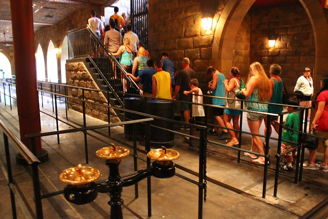 Hogwarts Express at Universal Orlando