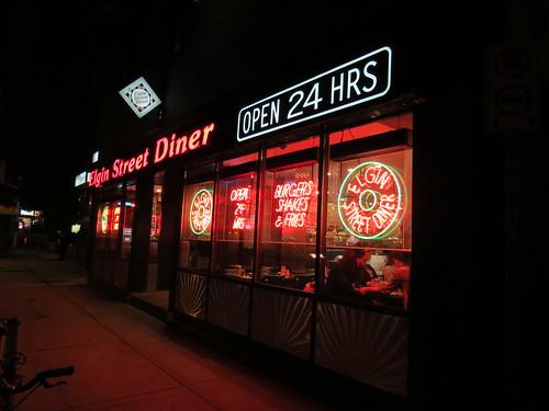 Elgin Street Diner