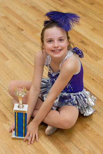 Dance Trophy - 4 Years