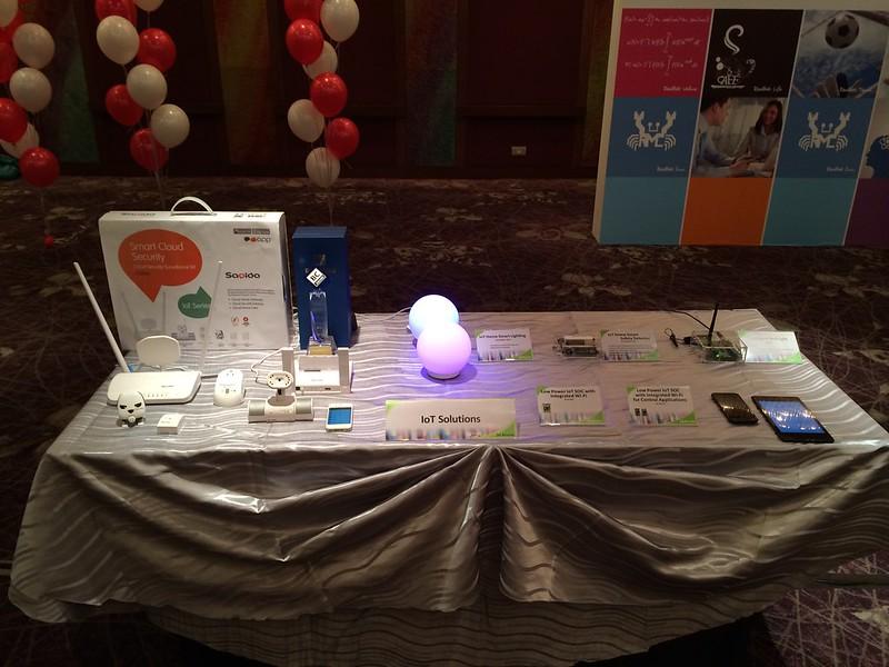 Realtek Singapore - IoT Solutions