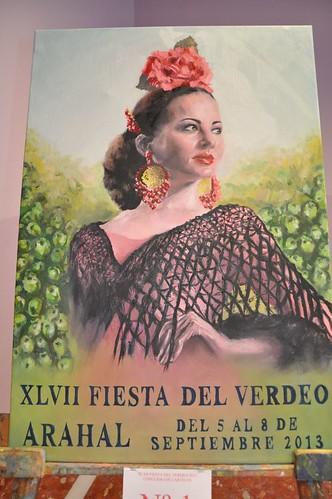 AionSur 14425883343_e529186bcb_d Nuevo plagio en otro de los carteles finalistas de la Fiesta del Verdeo 2013 Cultura Feria del Verdeo Nuevo plagio carteles Feria 2013