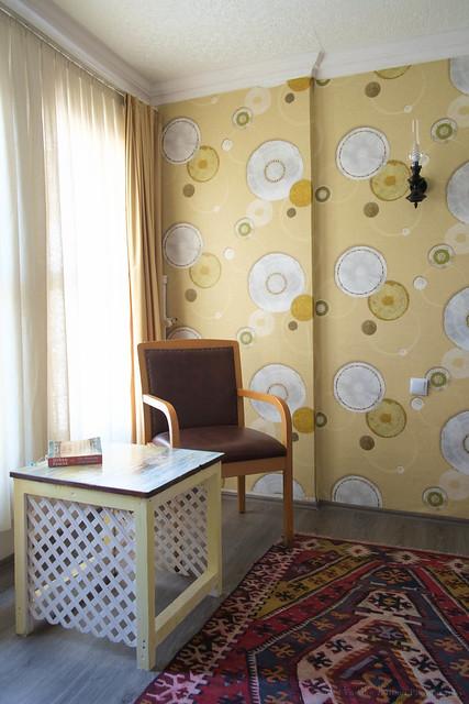 Istanbul - Ishak Pasa Konagi hotel