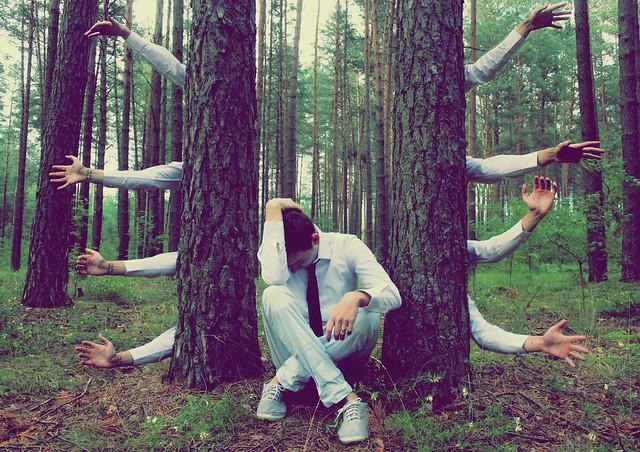 Alexandr Tikki - All forest have a secret