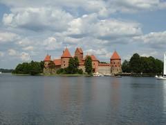 Trakų salos pilis, Lithuania