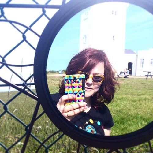 Lighthouse selfie, selfie #southforelandlighthouse