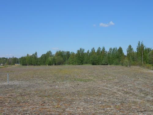 Peltonäkymä, Pohjois-Tapiola Espoo 22.5.2014