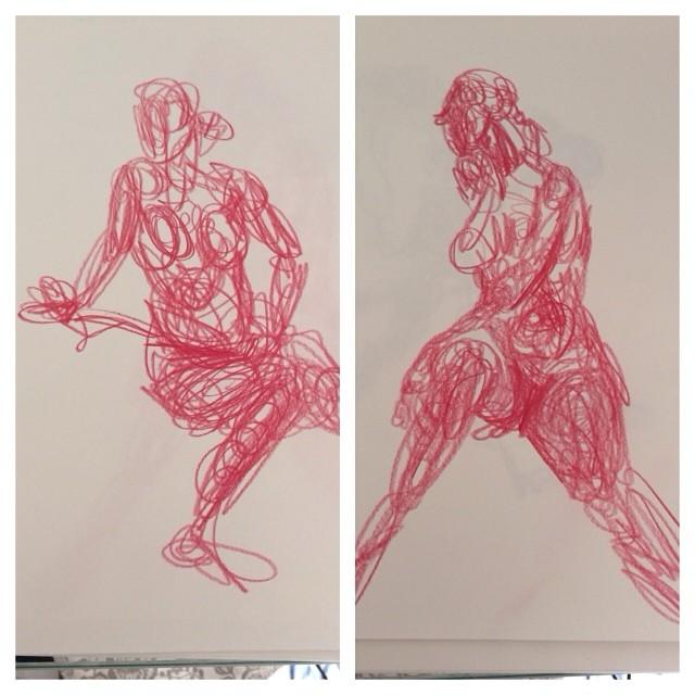 Modeling sketch #arteleku