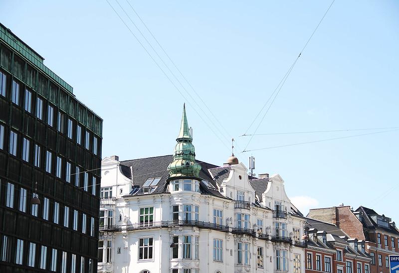 köpenhamn med mamma!