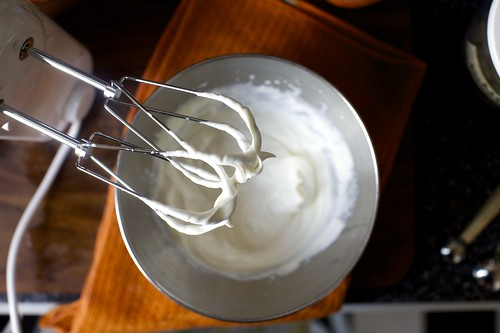 tangy whipped cream
