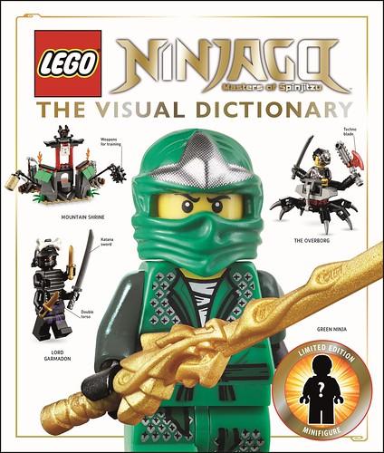 LEGO Ninjago The Visual Dictionary