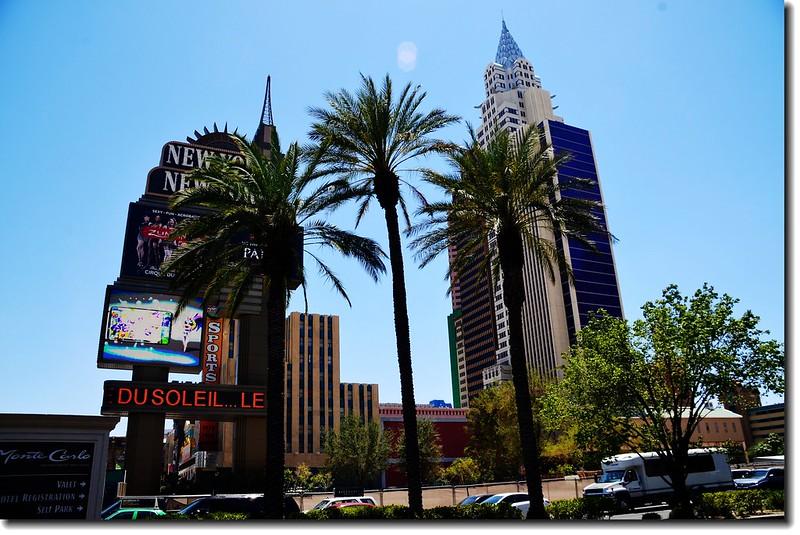 New York New York Hotel And Casino 1