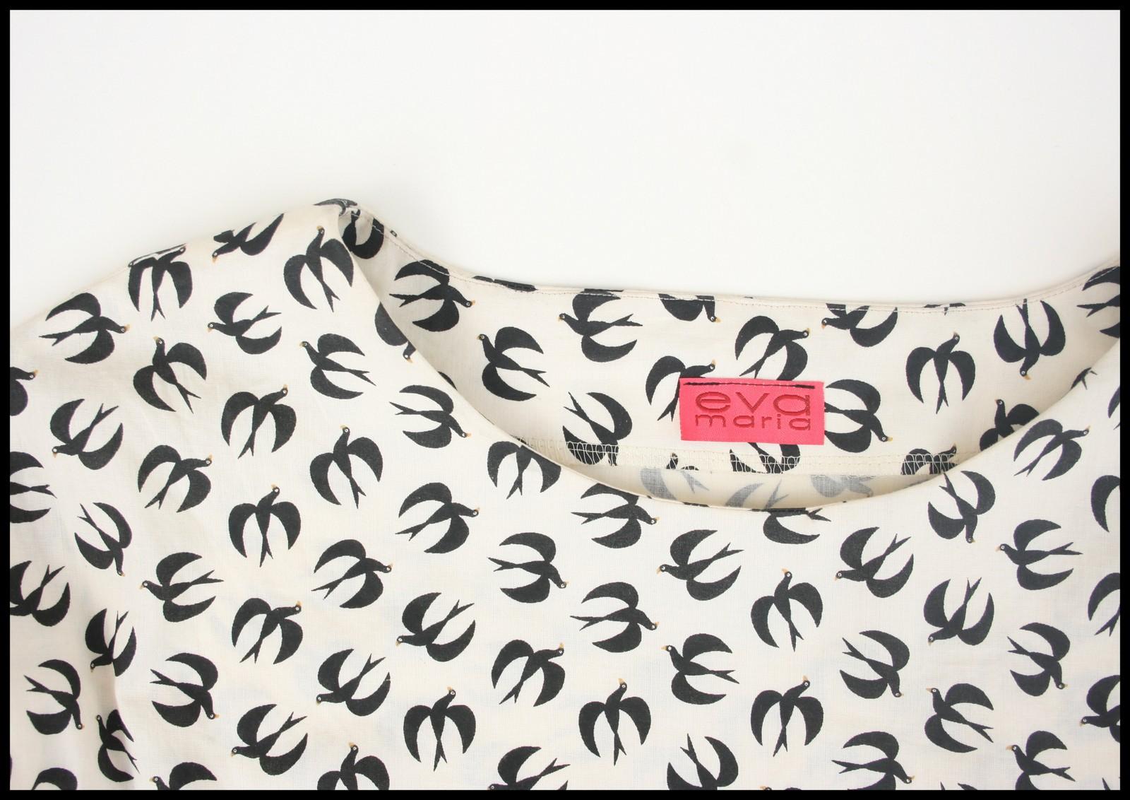 zwaluwjurk (detail)