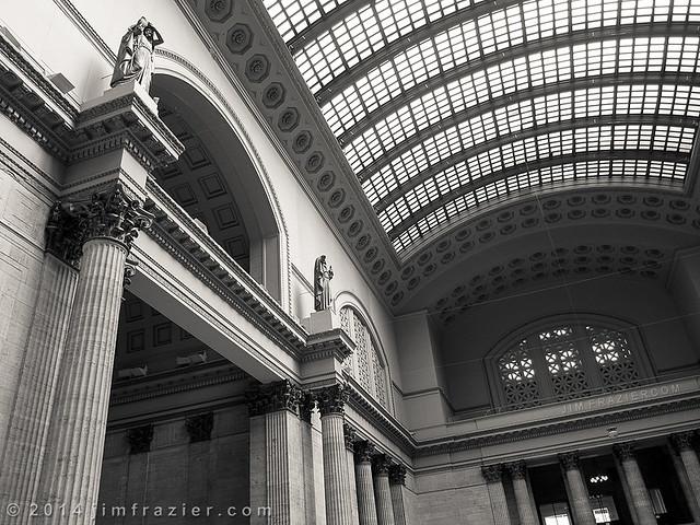 Inside Chicago's Union Station II