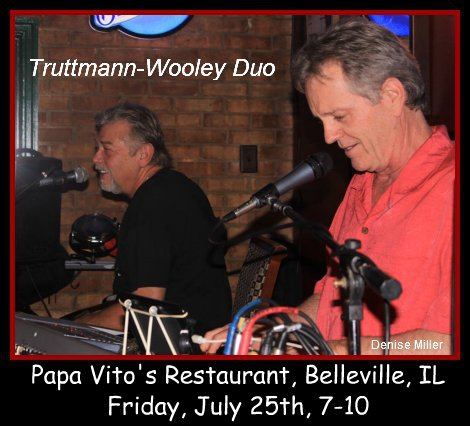 Truttmann-Wooley Duo 7-25-14