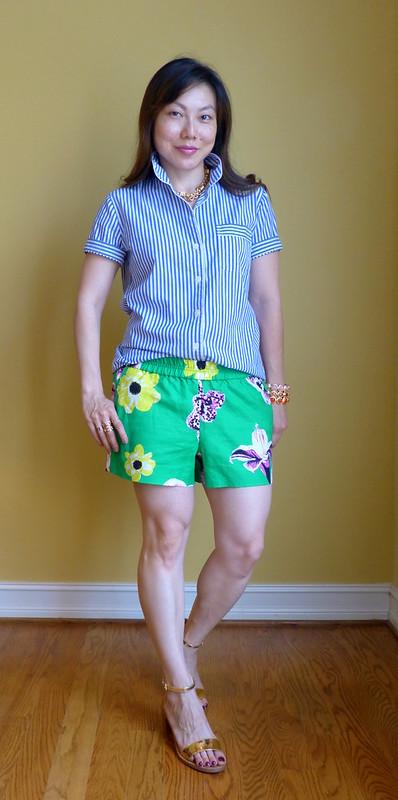 pajama floral