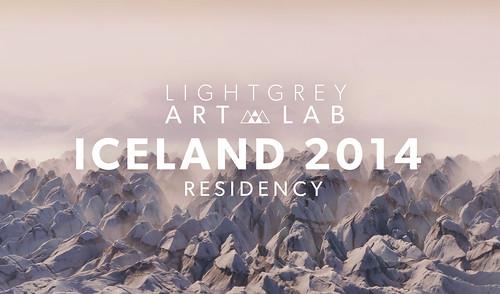 Iceland Residency 2014