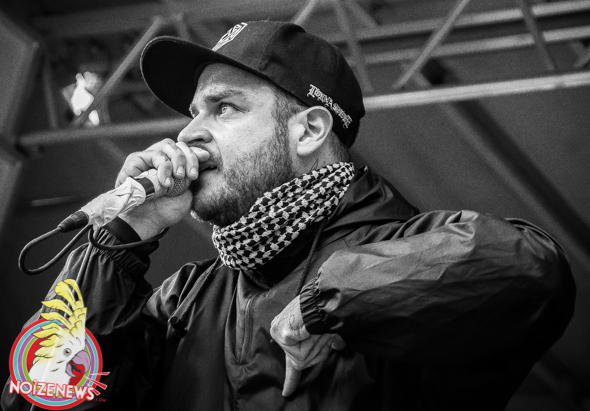 Emmure at Mayhem Michigan