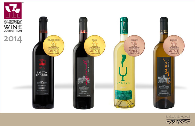 Award winning Tenerife wines