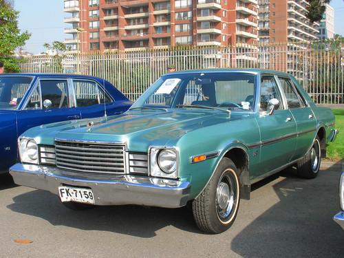 Dodge Aspen Special Edition 1979