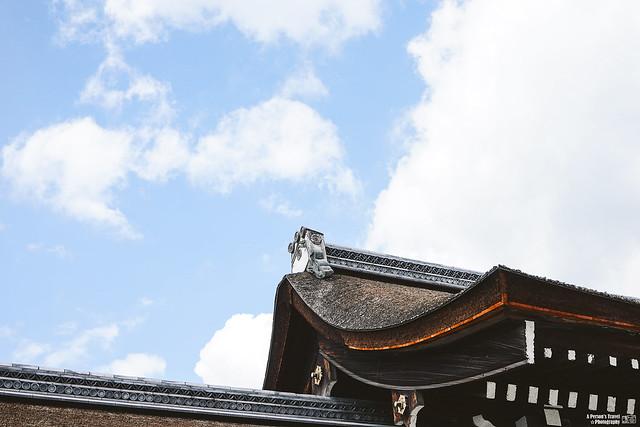 京都 天空