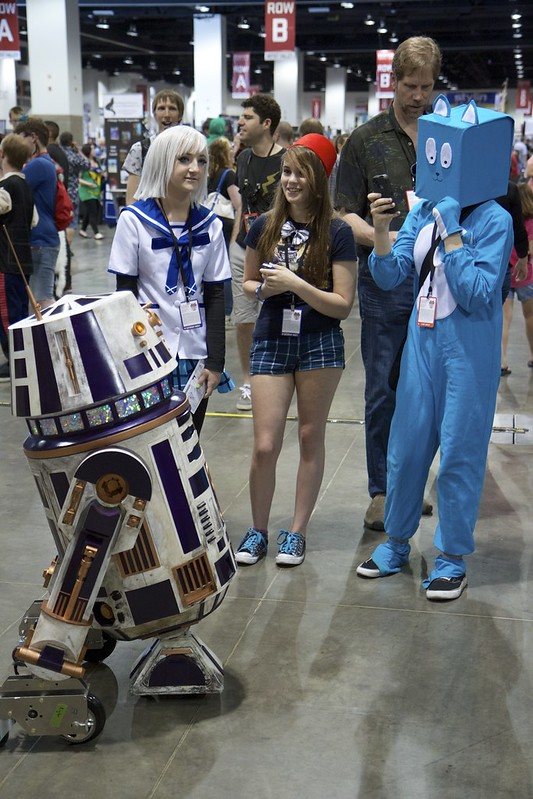Denver Comic Con 2014 - 13