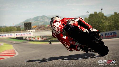 MotoGP 14 PS Vita
