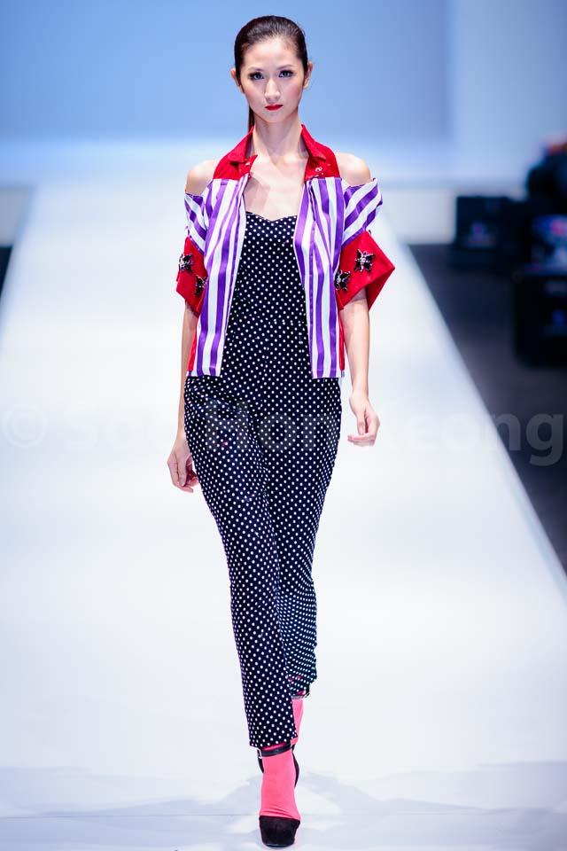 Safira Syukri Collection - Kuala Lumpur Fashion Week 2014 (KLFW2014)