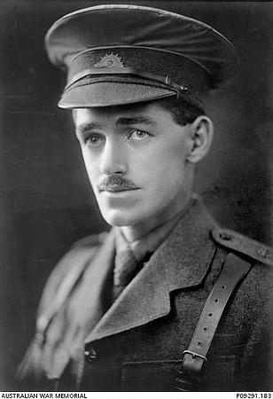 9 - Second Lt Reginald Theodore Griffen 32nd Bn AIF