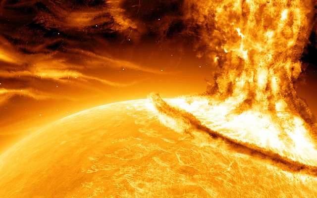 Facts about outer space: Sun