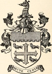 "Image from page 209 of ""Armorial families : a directory of gentlemen of coat-armour"" (1905)"