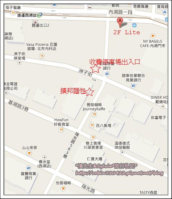 台北市內湖路一段300號 - Google 地圖