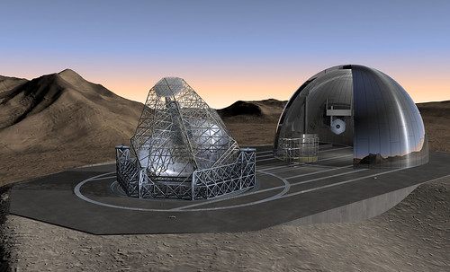 European Extremely Large Telescope, Chile