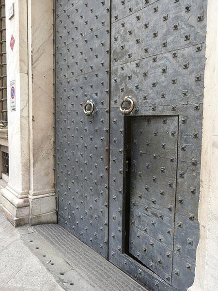 mini porte