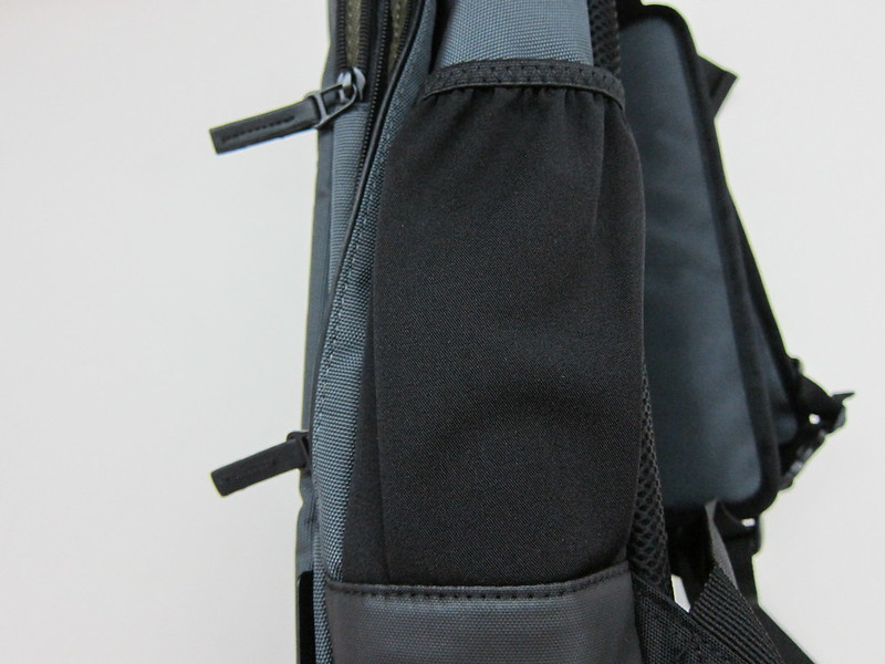-1211 13-17 Backpack - Side Pocket