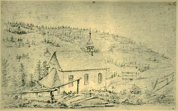 Goethe, Kapelle, 18. Juni 1775