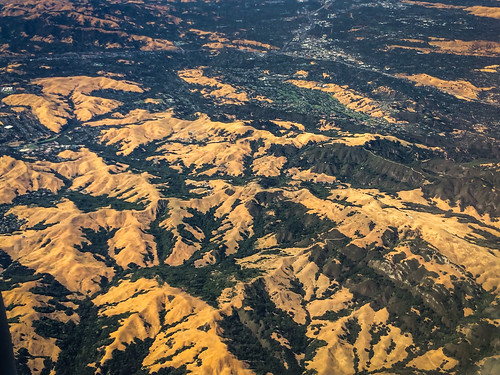 california ca usa mountain mountains america landscape us view unitedstates desert over aerial calif cal diablo northern range antioch