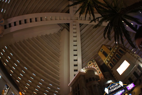 Inside the Luxor, Las Vegas