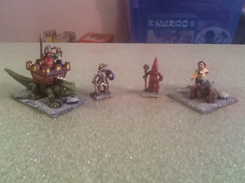 The Conquistador Dwarves