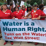 Detroit Water Shutoffs Prompt Mass Protest, More Calls For Moratorium