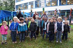 <p>Impressie workshop gegeven door Marcel Pinas op de Cleophas school</p>