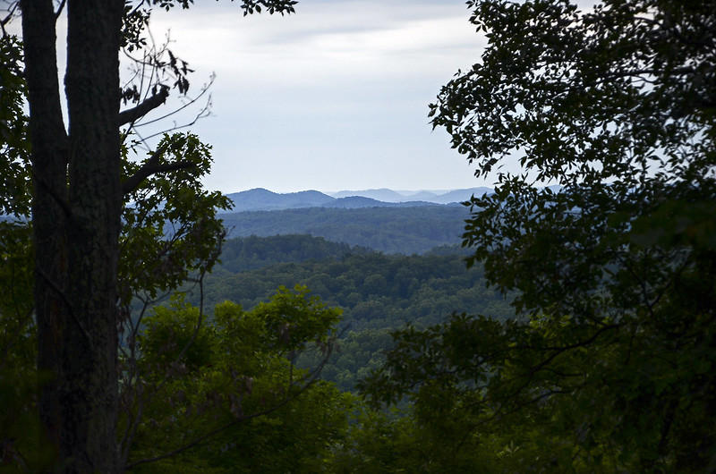 View from the Knob