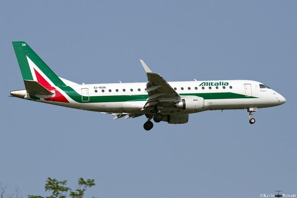 EI-RDN - E75S - Alitalia